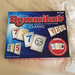 NIB Rummikub Game